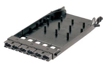 PANDUIT FHMP-6-ABL kazeta systému HD Flex, 6x MPO spojka typ A