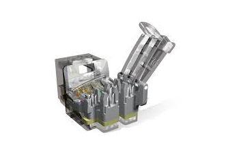 Brand-Rex GPCJAKU002 nestíněný keystone GigaPlus kat.5E, beznástrojový