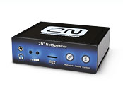2N NetSpeaker IP audio system