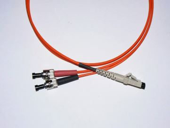 LC-ST-5-M5DL optický propojovací kabel LC-ST duplex MM 50/125um 5m