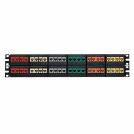 PANDUIT NKFP48Y patch panel NetKey pro 48 modulů, 2U, 19