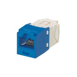 PANDUIT CJ688TGBU modul MINI-COM TX PLUS UTP, RJ45, kat. 6, modrý