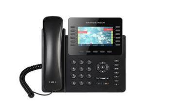 "GRANDSTREAM GXP2170 VoIP telefon, 6xSIP účet, HD audio, 2xGLAN, POE, BT, LCD 4,3"""