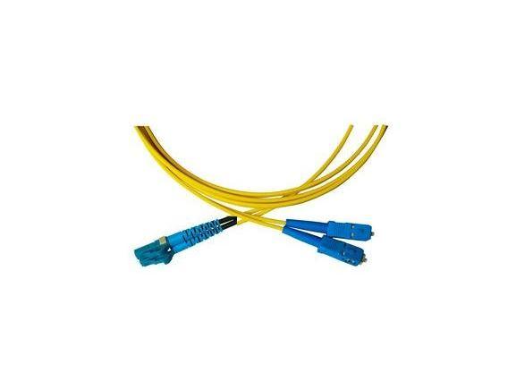LC/P-SC/P-2-SDL optický propojovací kabel LC/PC-SC/PC duplex SM 9/125um 2m