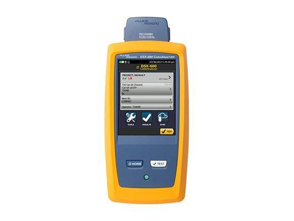 FLUKE DSX-600-PRO INTL certifikační kabelový analyzér, 500MHz, kat. 6A, třída EA