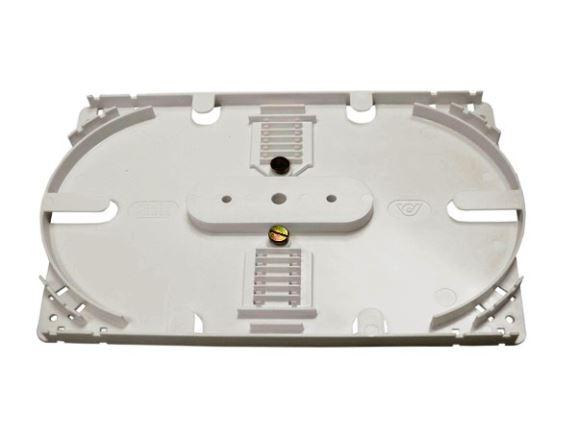PENGG 2S-2000-12 velká kazeta na sváry, 200x130x8mm, držáky pro 12 smršťovacích ochran, vázací pásky