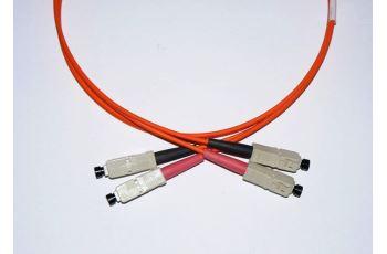 ROLINE SC-SC-2-M6DL optický propojovací kabel SC-SC duplex MM 62,5/125um 2m
